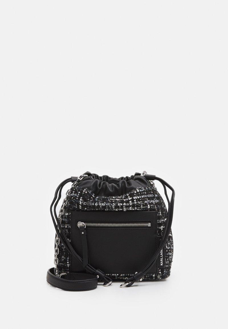 KARL LAGERFELD - SOHO SMALL - Across body bag - black