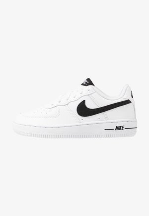 FORCE 1 AN20 - Matalavartiset tennarit - white/black