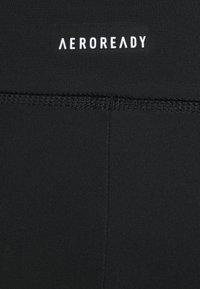 adidas Performance - MATERNITY - Trikoot - black/white - 2