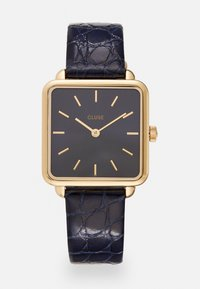 Cluse - LA TETRAGONE - Watch - gold-coloured/blue - 0