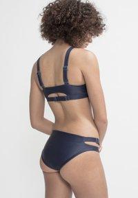 boochen - CAPARICA - Bikini top - dark blue - 2