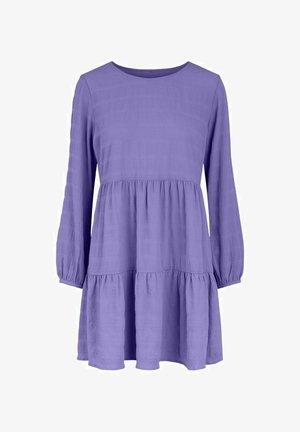 Day dress - dahlia purple