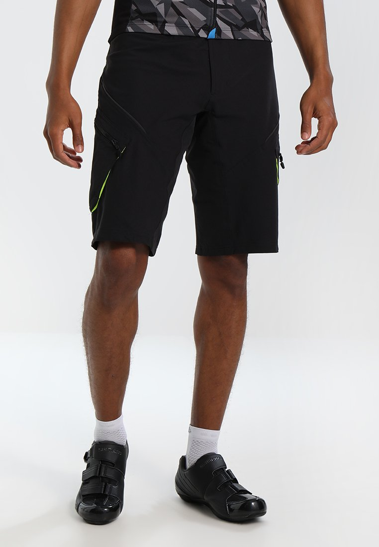 Gore Wear - TRAIL SHORTS - Sports shorts - black
