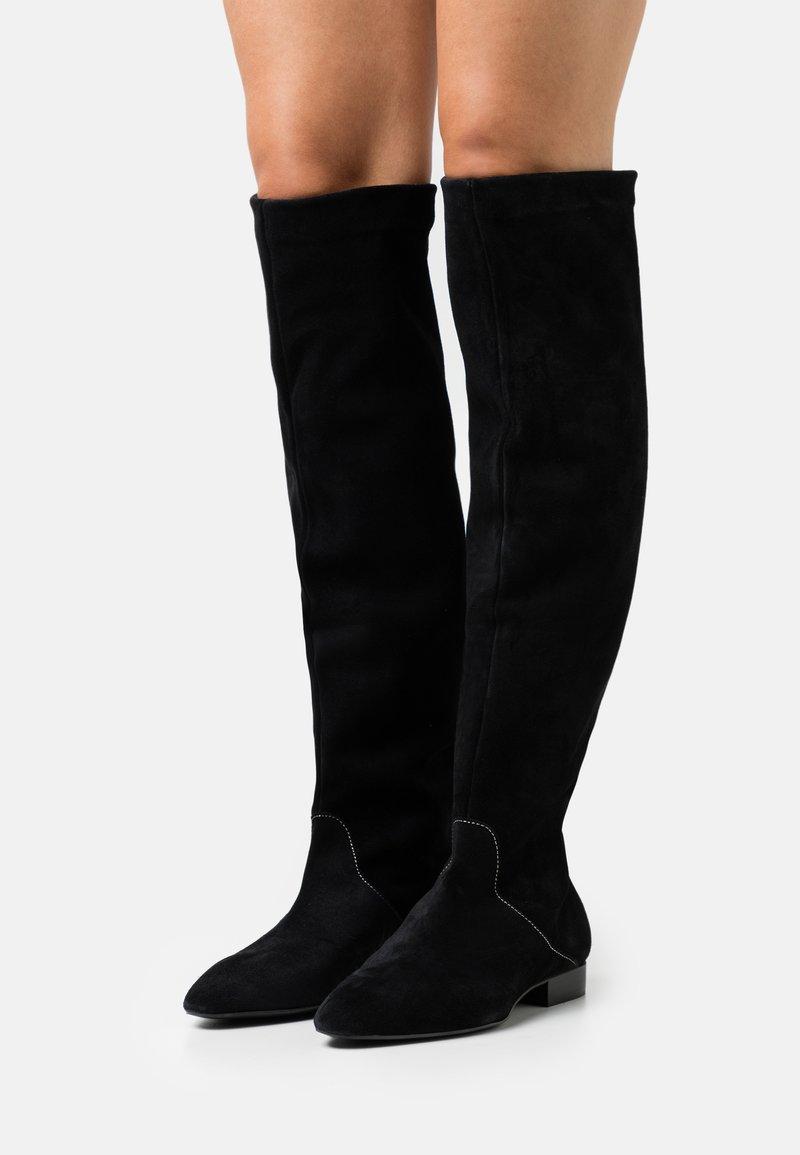 Claudie Pierlot - AMELIA - Over-the-knee boots - noir