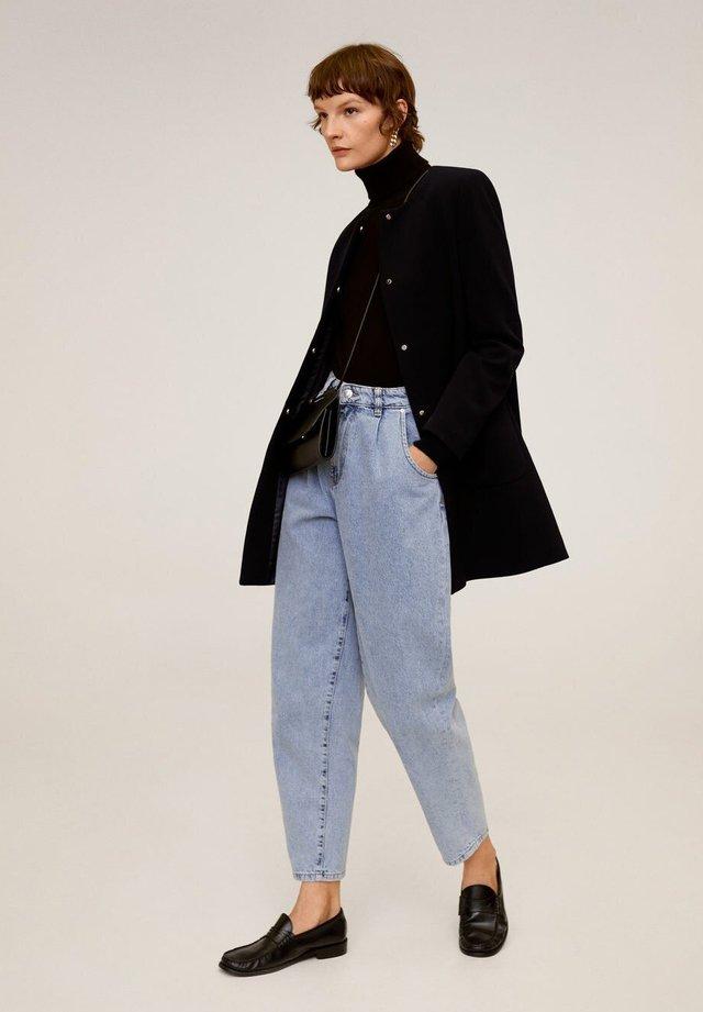 BOMBIN - Short coat - black