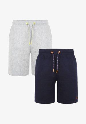 2 PACK - Shorts - dunkelblau