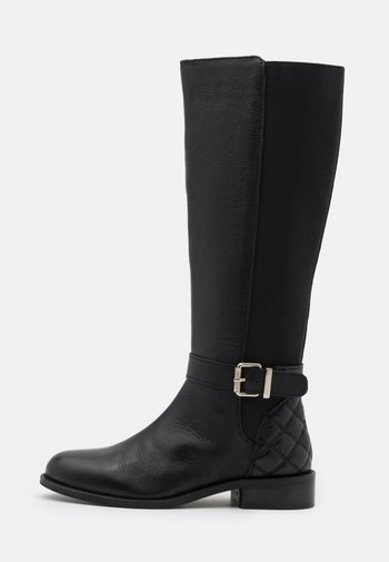 OPERA QUILTED LONG BOOT