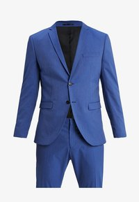Selected Homme - SLHSLIM MYLOLOGAN SUIT - Oblek - insignia blue - 11