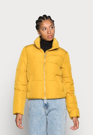 JDYERICA  - Winter jacket - harvest gold