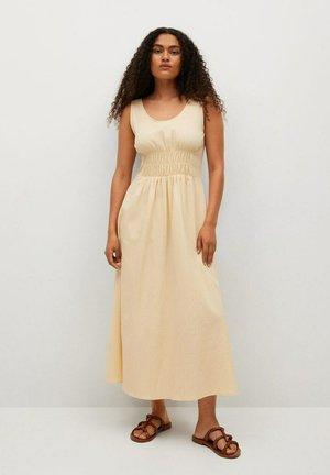 Maxi dress - vanille