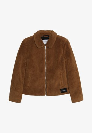JACKET - Winter jacket - brown