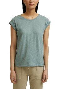 Esprit - Basic T-shirt - turquoise - 5