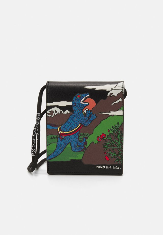 NECK WALLET DINO - Lommebok - multi-coloured