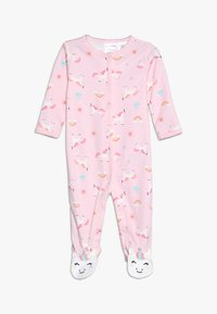 Carter's - BABY INTERLOCK UNICORN - Pyjama - rose - 0