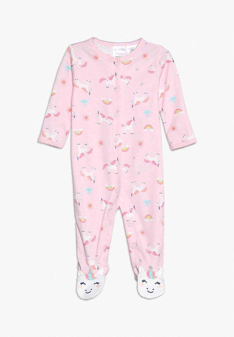 Carter's - BABY INTERLOCK UNICORN - Pyjama - rose
