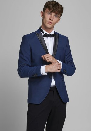 SUPER - blazer - dark navy
