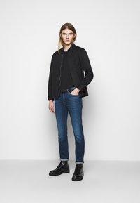 HUGO - DERO - T-shirt basique - black - 1
