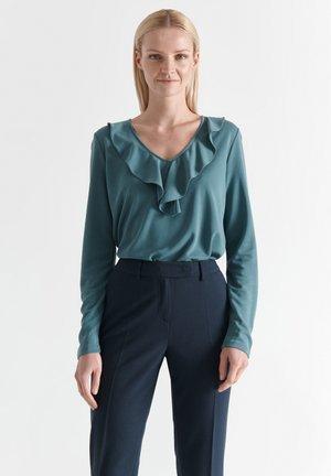 RUFLA - Blouse - dark mint