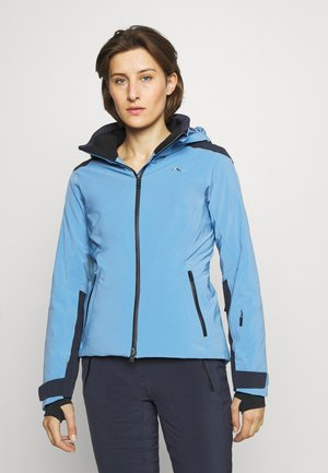 WOMEN FORMULA JACKET - Lyžařská bunda - blue jay/deep space