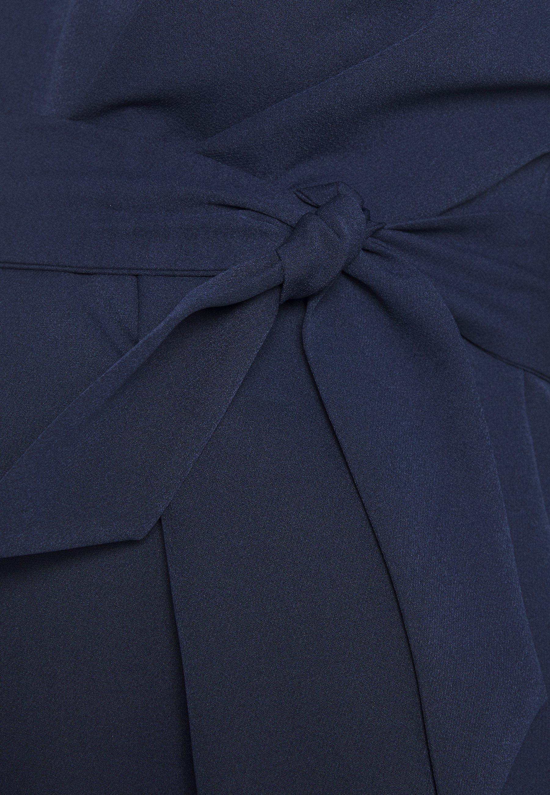 9Fashion DAVEA Etuikleid dark blue/dunkelblau