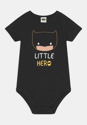 BABY BATMAN UNISEX - Body - jet black