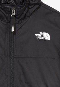 The North Face - YOUTH REACTOR - Windbreaker - black/white - 3