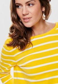 ONLY - Sweatshirt - yellow - 3