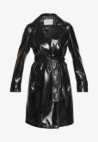 ABILITA - Classic coat - black
