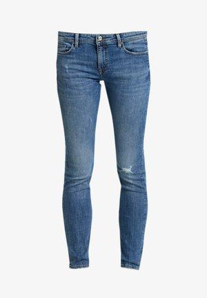 Slim fit jeans - blue medium wash