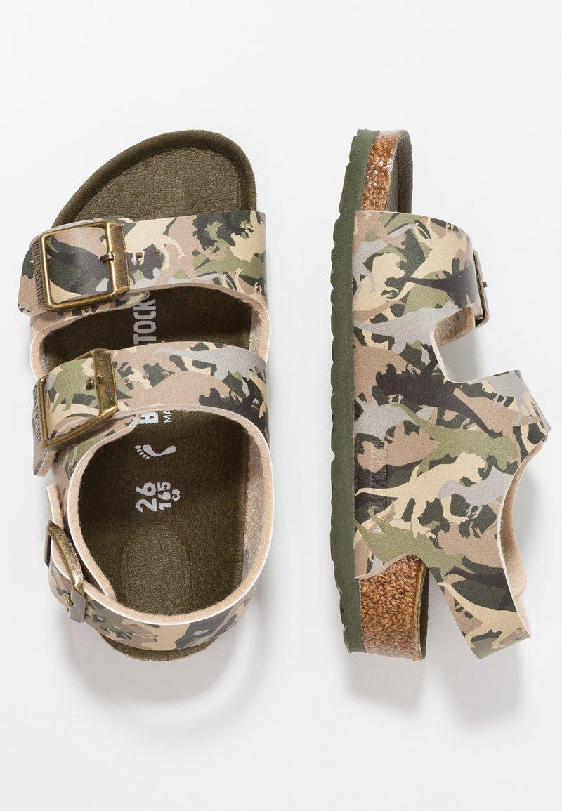 Birkenstock - MILANO - Sandals - khaki