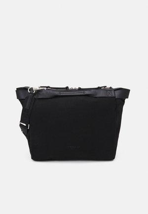 SATCHEL L - Tote bag - black
