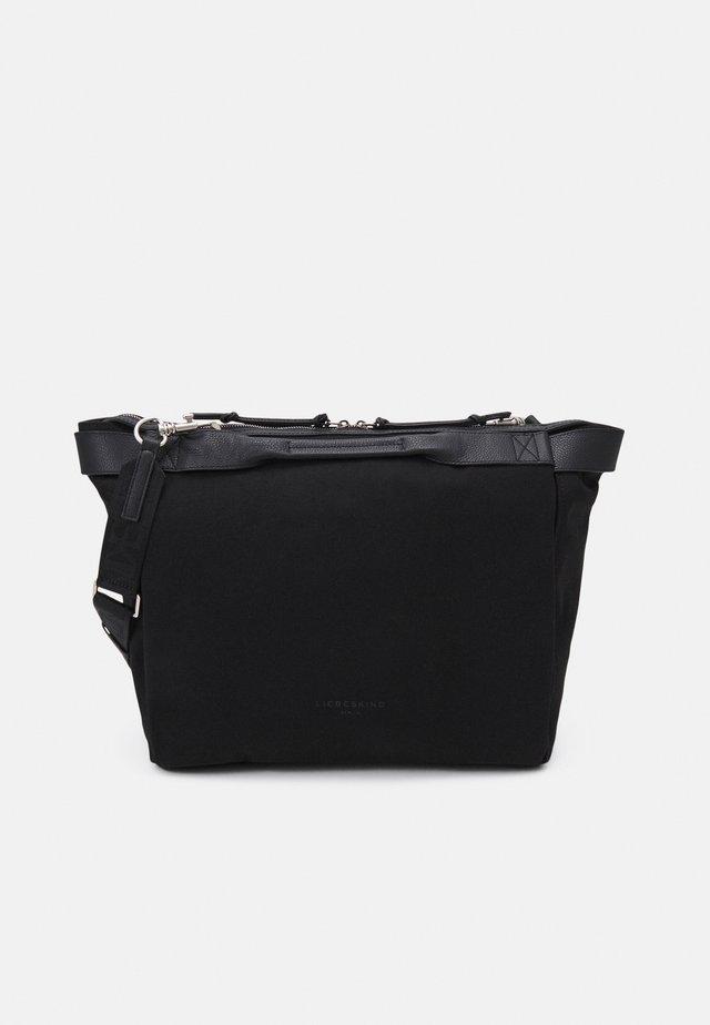 SATCHEL L - Shopping Bag - black