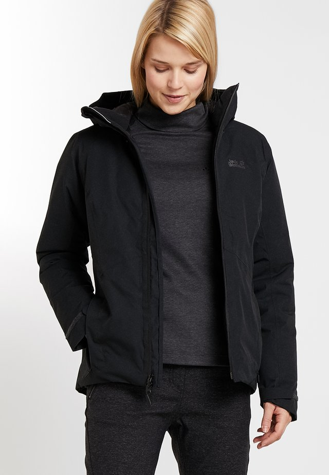 ARGON STORM JACKET - Winterjas - black