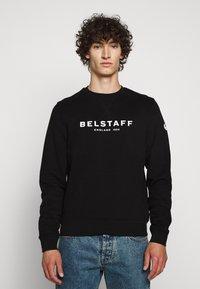Belstaff - Sweatshirt - black/white - 0