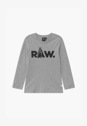 TEE - T-shirt à manches longues - grey