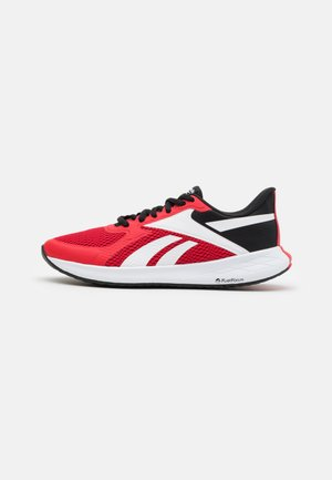 ENERGEN RUN - Neutral running shoes - red/footwear white/core black