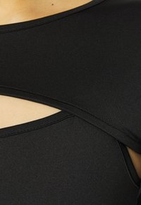 Trendyol - Long sleeved top - black - 5