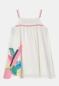 Marks & Spencer London - GIRAFFE DRESS - Sukienka letnia - white - 0
