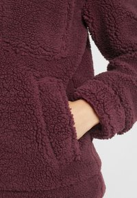 Topshop - READING - Winter jacket - burgundy - 5
