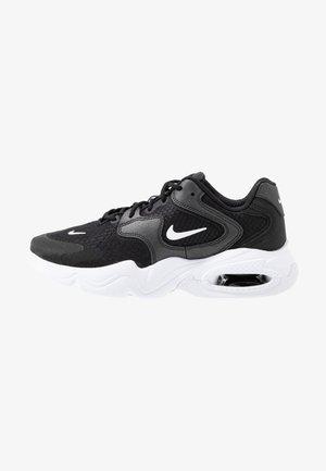 AIR MAX 2X - Sneakers basse - black/white