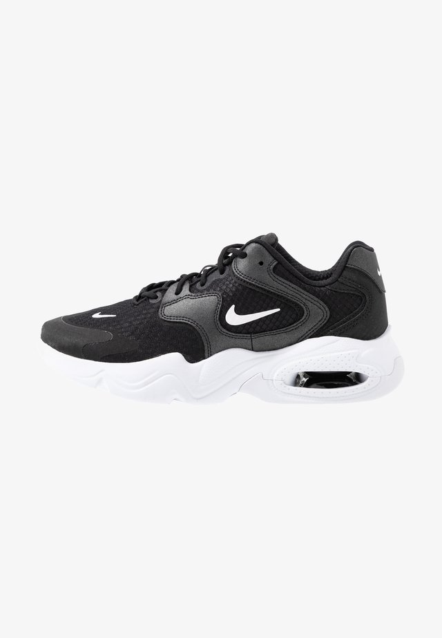 AIR MAX 2X - Baskets basses - black/white