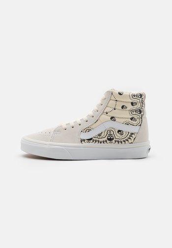 SK8-HI UNISEX - Sneakers alte - classic white/black