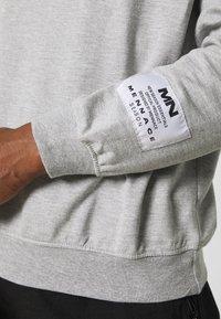 Mennace - Sweatshirt - light grey - 5