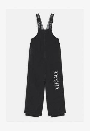 LUNGO UNISEX - Zimní kalhoty - nero