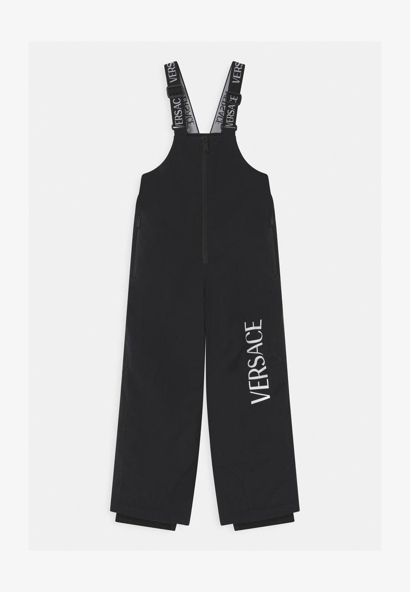 Versace - LUNGO UNISEX - Zimní kalhoty - nero