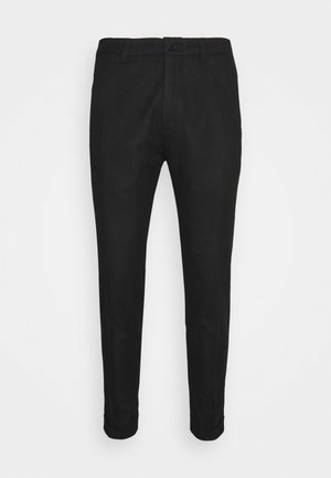 BREW - Trousers - black