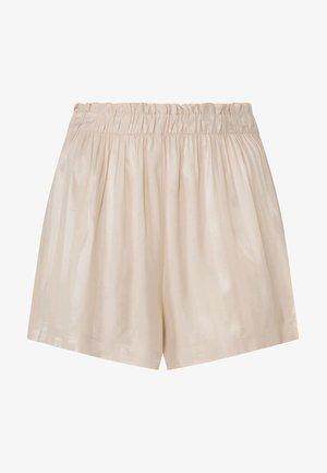 JACQUARD - Pantaloni del pigiama - light yellow
