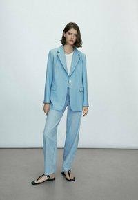 Massimo Dutti - Blazer - blue - 1