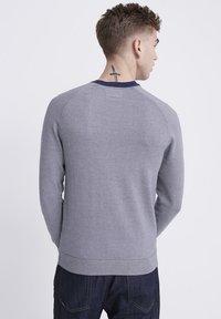 Superdry - ORANGE LABEL - Pullover - light blue - 2