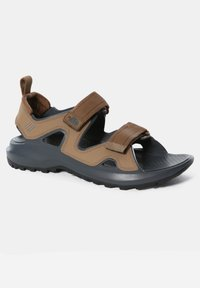 The North Face - M HEDGEHOG SANDAL III - Walking sandals - otter dark shadow grey - 4